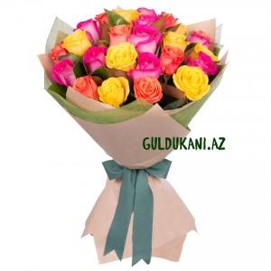 Mix Roses Bouguet